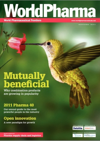 World Pharmaceutical Frontiers Vol. 2 2011