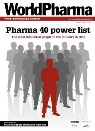 World Pharmaceutical Frontiers Vol. 1 2012