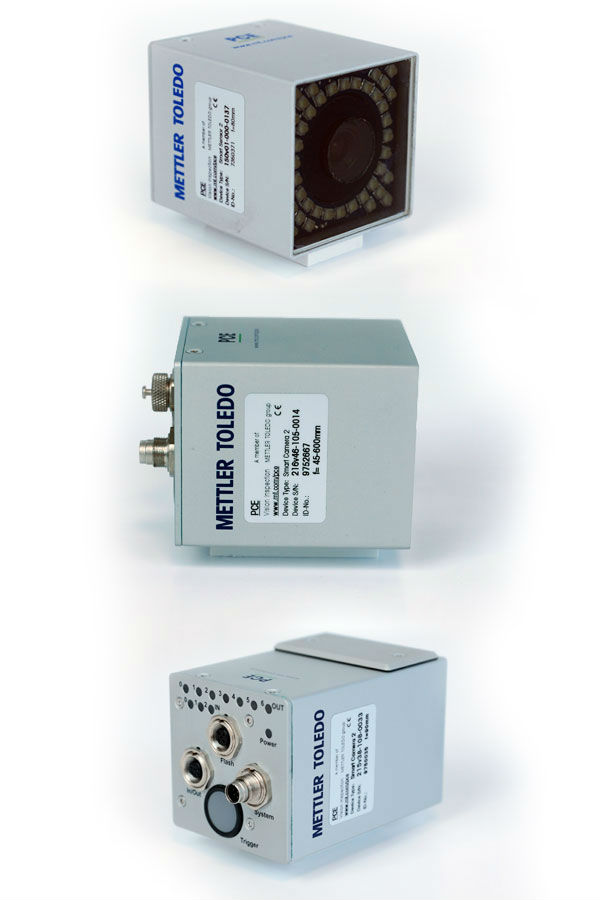 Mettler Toledo PCE - Serialisation of small batches - World